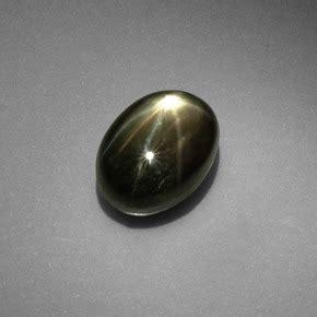 Black Sapphire 5 6ct black sapphire 5 6ct oval from thailand gemstone