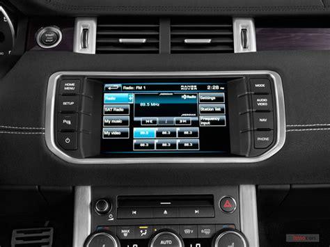 2015 range rover dashboard 2015 land rover range rover evoque interior u s