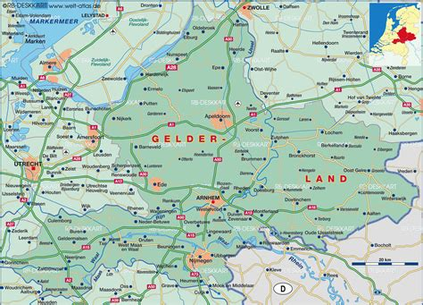 nunspeet netherlands map map of gelderland netherlands map in the atlas of the