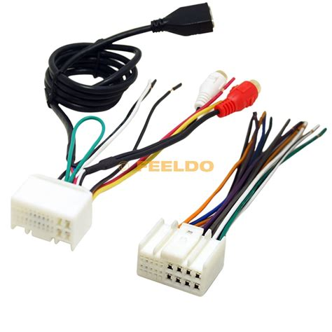 car stereo wire harness rca cables get free image about
