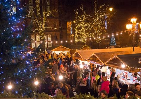 the best christmas markets in cheshire christmas in
