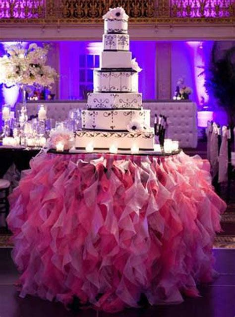 Diy Tutu Table Skirt Decor by How To Diy No Sew Tulle Tutu Table Skirt Www