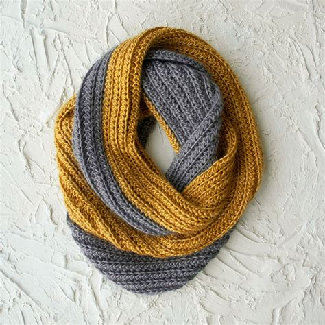 cowl pattern dk yarn my diadem dk crocheted infinity cowl knitpicks staff
