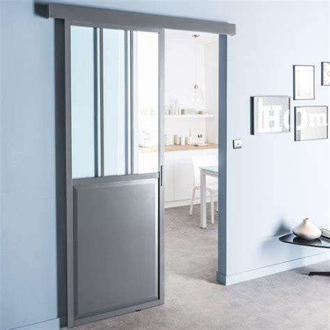 Porte Coulissante Interieur by O 249 Trouver Une Porte Coulissante Atelier Style Verri 232 Re