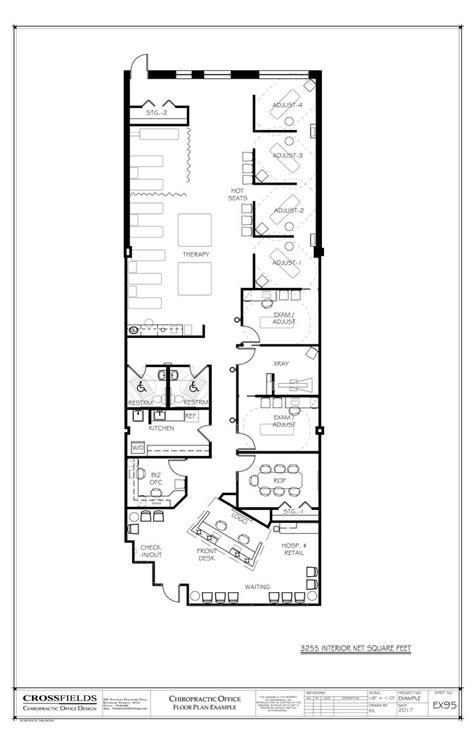 exle of chiropractic office floor plan multi doctor exle of chiropractic office floor plan multi doctor