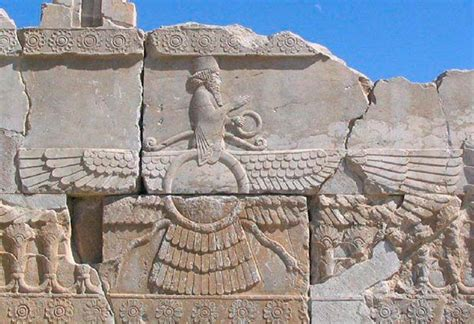 mitologia persiana imperio persa historia universal