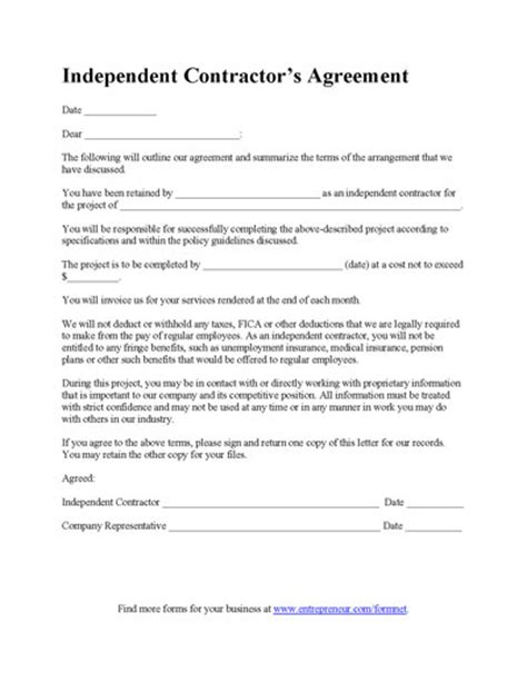 template printable documents sles