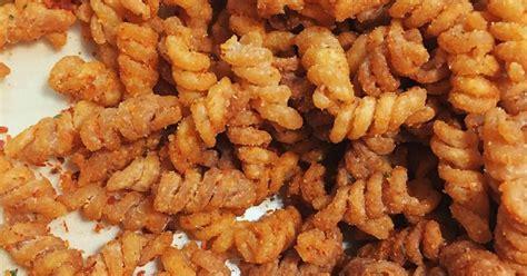 resep macaroni pedas enak  sederhana cookpad