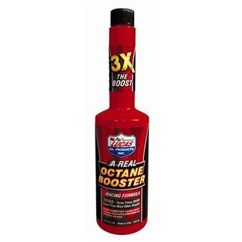 Lucas Octane Booster lucas octane booster a real octane booster northern auto parts