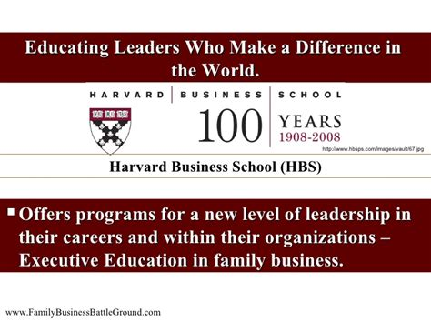 Best Mba For Family Business by 5 Top Business Schools Offering Family Business Programs