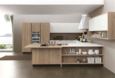 Beautiful Kitchens With White Cabinets by La Madera En Cocina