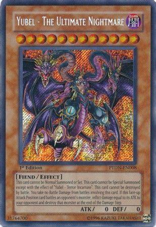 Yugioh Secret Original yubel the ultimate nightmare ptdn en008 secret phantom darkness ptdn yugioh