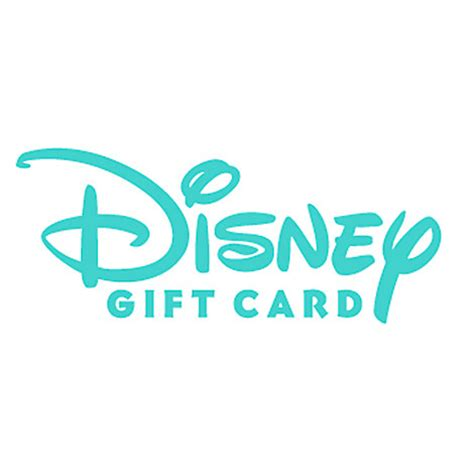 Disney Gift Card - disney gift card gift cards disney store