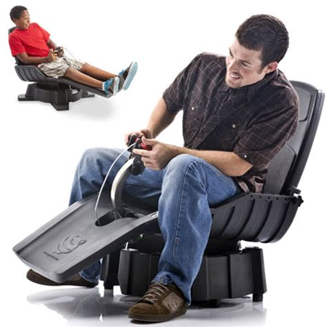 Ps3 Gaming Chair by X Gyroxus Ps3 Gaming Chair To Let You Feel Your