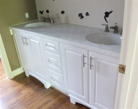 How To Build A Frame Around A Bathroom Mirror by Build Bathroom Vanity Large And Beautiful Photos Photo