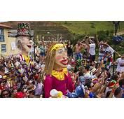 Carnaval Em S&227o Luiz Do Paraitinga  12/01/2018