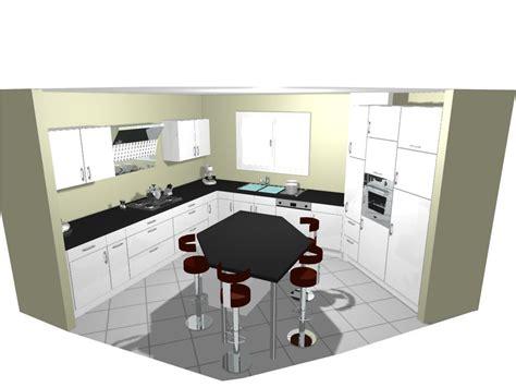 cuisine 9m2 avec ilot votre avis sur notre projet de cuisine avec photo 16