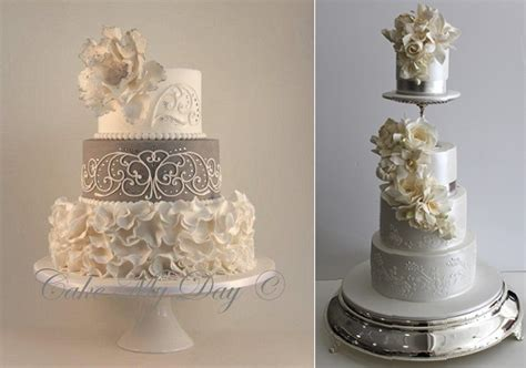 wedding anniversary cake ideas silver anniversary cakes cake magazine cake