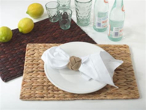 Placemat Pandan Nature Placemat Table Runner 3545cm Brownyellow 21 best images about placemats on entertaining stains and studios