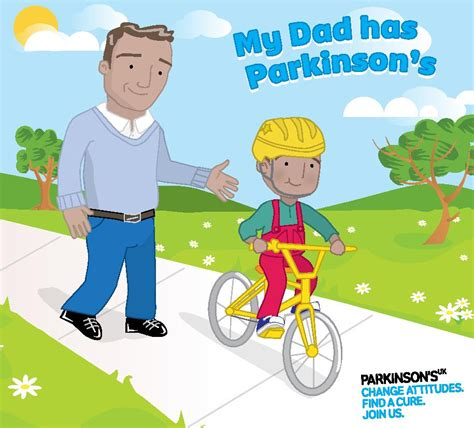 5 free books to help explain parkinson s to children and