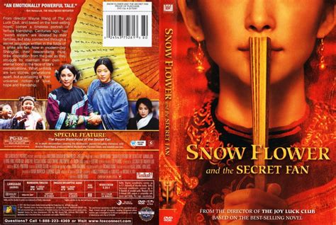 snow flower and the secret fan movie fan shi chiang biography