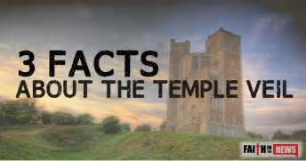 60 Inch Wide Curtains 3 Facts About The Temple Veil Faith In The News