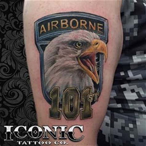 screaming eagle tattoos designs top 101st airborne images for tattoos