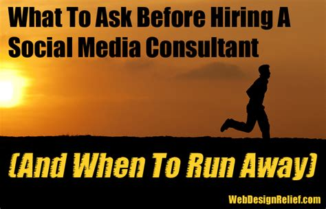 risks before hiring what to ask before hiring a social media consultant and