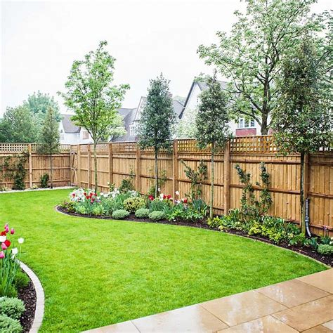 landscape backyard ideas 17 best images about backyard garden ideas on