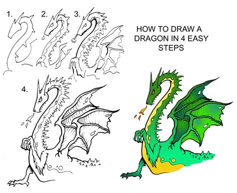 how to draw a drawing dragons for step by step book 1 draw dragons for beginners books daryl hobson artwork how to draw a step by step
