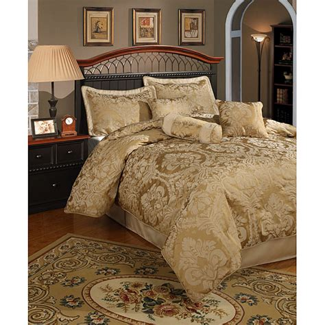 Gold Bed Set Gold Comforter Set Gold Bedding Sets Gold Comforter Sets Interior Designs Ideasonthemove