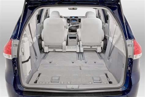 Cargo Interior Dimensions by Interior Cargo Dimensions Of Toyota