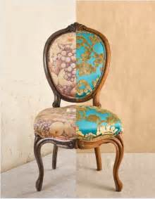 diy antique chair reupholster tutorial poetic home