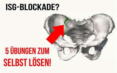 innere blockaden selbst l sen gleitwirbel behandlung isg blockade 5 220 bungen zum