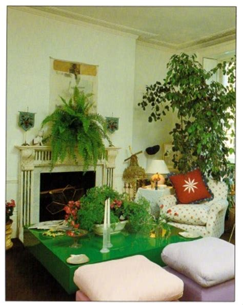 indoor plant decorations  coffee  dining tables