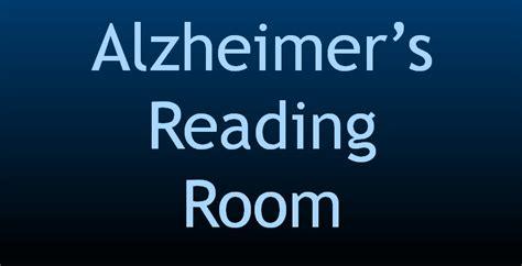 alzheimer s reading room a day in the alzheimer s reading room