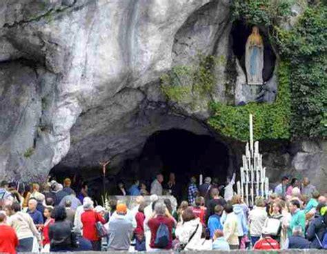 web grotta di lourdes alla grotta di lourdes con la lsm opera beato luigi novarese