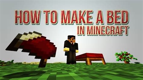 bed recipe how to make a bed in minecraft wood wool crafting
