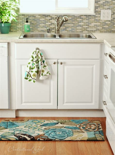Kitchen Sink Rug How To Choose Rugs For The Kitchen And Dining Room Moderndomicile