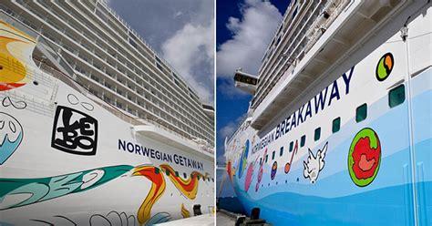 Cabin Style Home Plans norwegian getaway vs norwegian breakaway cruise critic