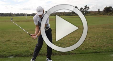 rotary swing com how to sequence your downswing for more lag in the golf