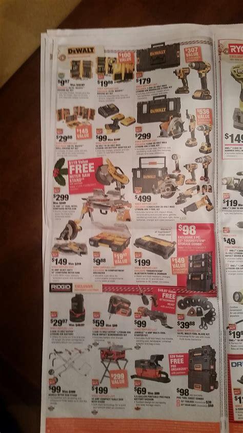 home depot black friday 2017 ad deals funtober