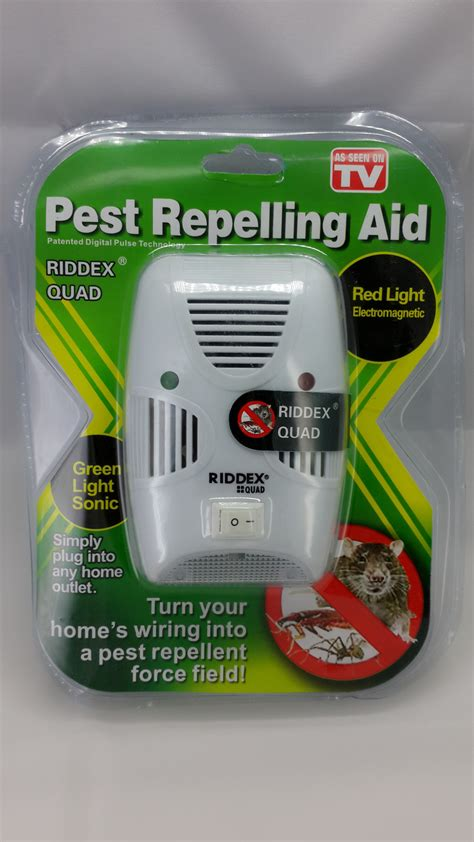 Riddex Pest Repelling Aid Ultrasonic Anti Tikus Nyamuk Kecoa mainan anak mengandung zat berbahaya mainan toys
