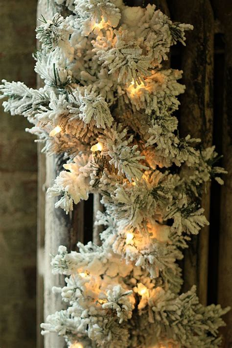 pre lighted garland 1000 ideas about pre lit garland on