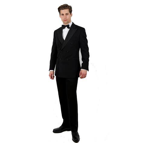 black tie suit images
