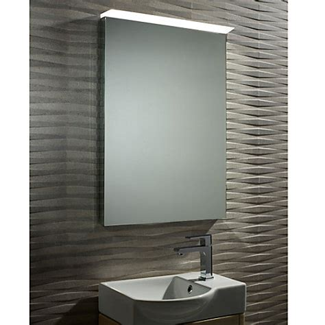 john lewis bathroom mirrors buy roper rhodes induct illuminated led bathroom mirror