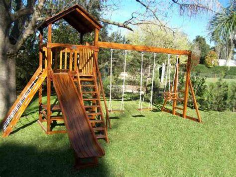 juegos infantiles jardin buscas juegos infantiles en madera para jardines y parques