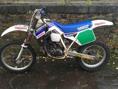evo motocross bikes for sale cagiva wmx 250 1988 evo vintage motocross bike reduced
