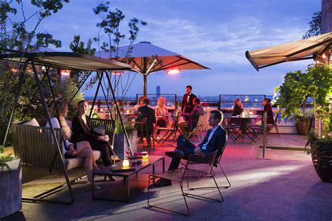 terrasse hotel rooftop paris les bars terrasses du moment