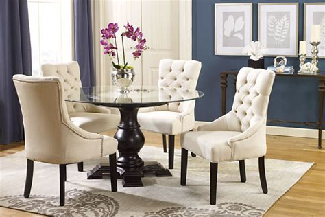 tufted dining room chairs lightandwiregallery